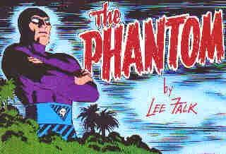Lee Falk creó a The Phantom, cuya primera tira apareció el 17 de febrero de 1936
