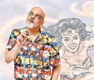 Wonder Woman es uno de los muchos personajes en que Pérez ha dejado huella.