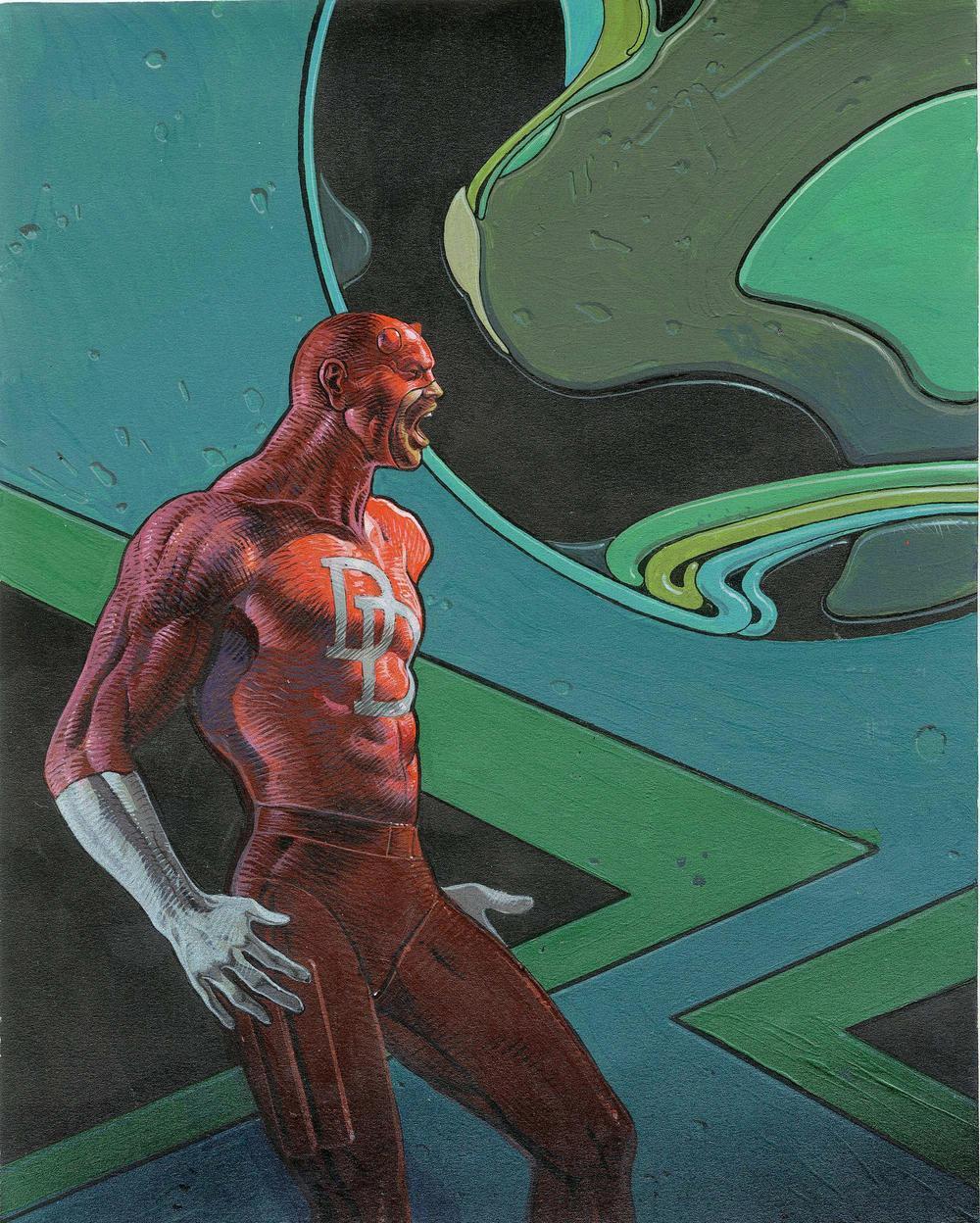Moebius - Daredevil