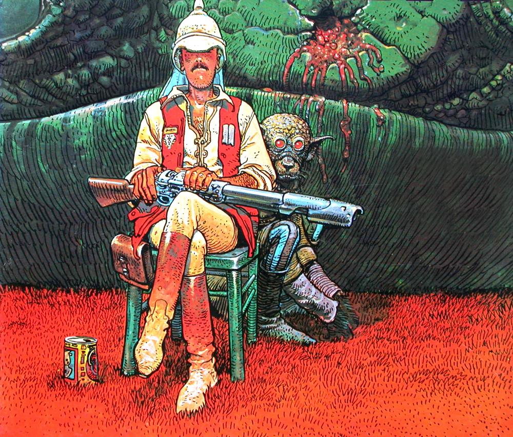 Moebius-Hunter