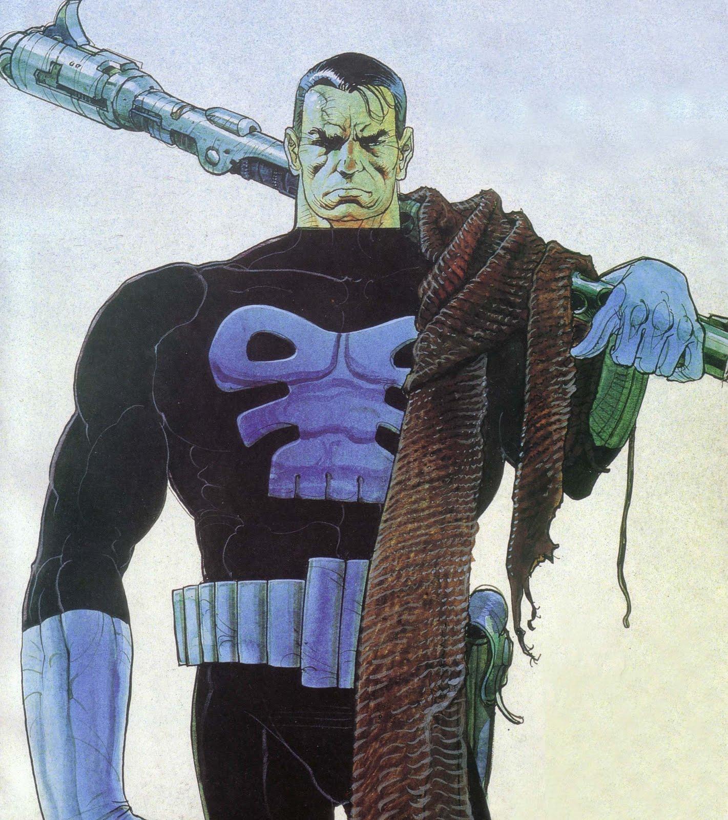 Moebius-Punisher