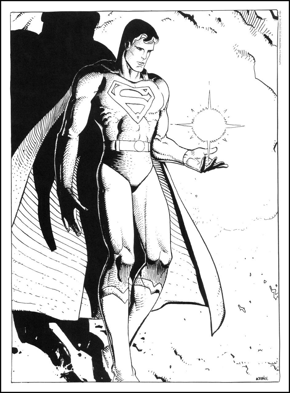 Moebius-Superman