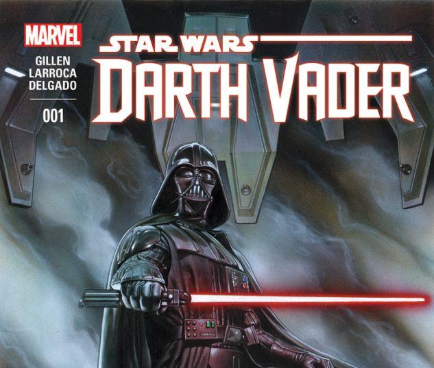 Actualmente, además de The Wicked + The Divine, Gillen escribe Star Wars: Darth Vader