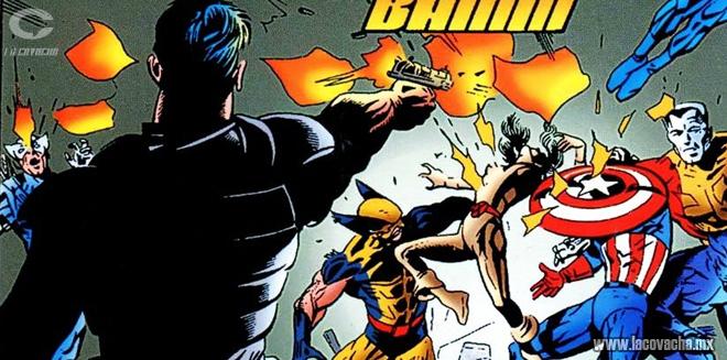 El título es un gran spoiler, en verdad Punisher Mata al Universo Marvel