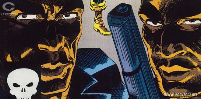 La vez que Punisher se las vio negras (no pudimos evitarlo)