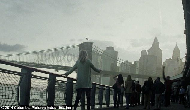 Spider-Man ama NY , y NY ama a Spider-Man