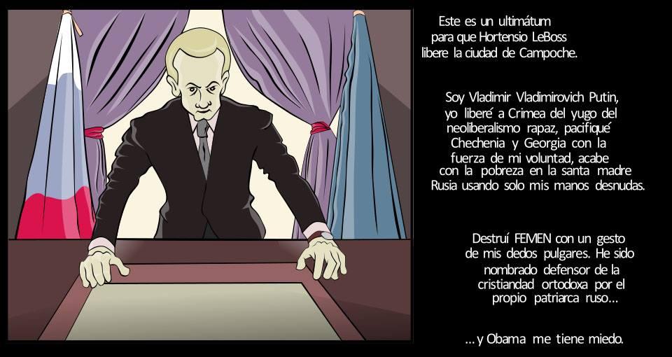 Por César Castañón