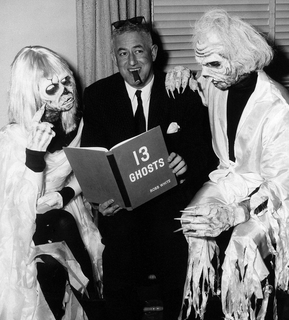 Las inusuales prácticas promocionales de Castle funcionaban de maravilla con el género de terror.