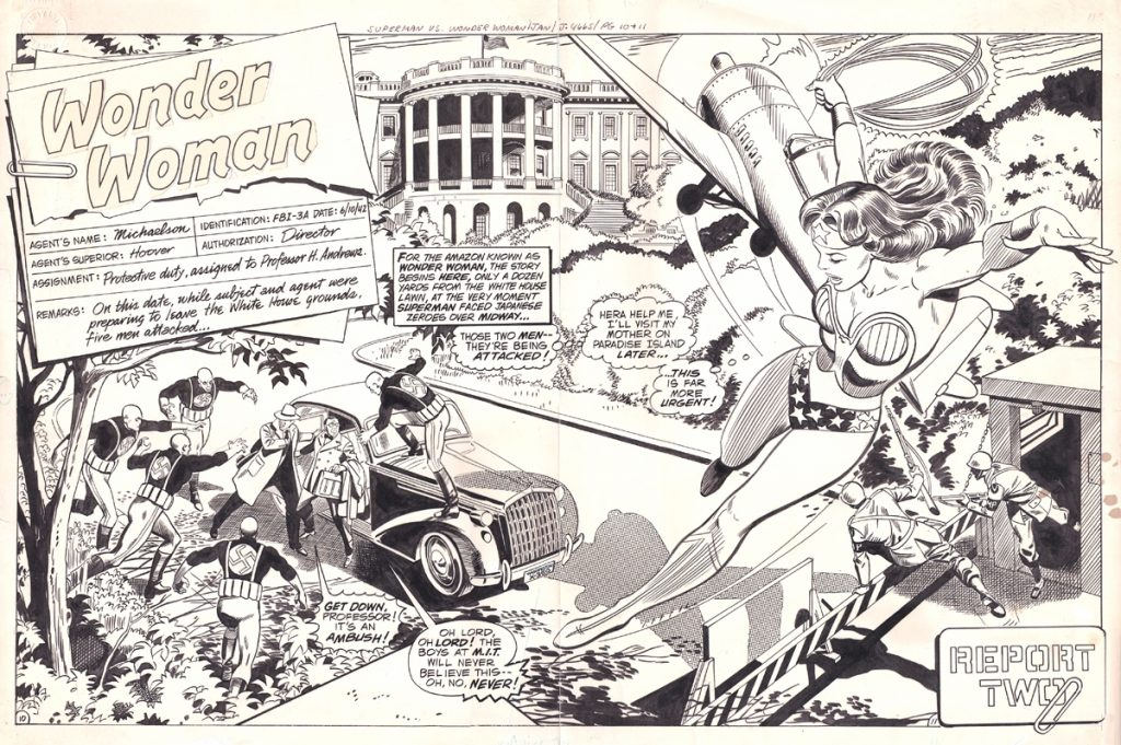 JLGL 18 - Wonder Woman