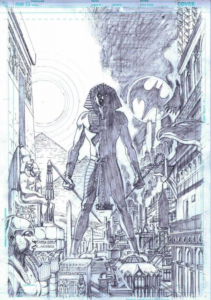 JLGL 29 - Batman Confidential