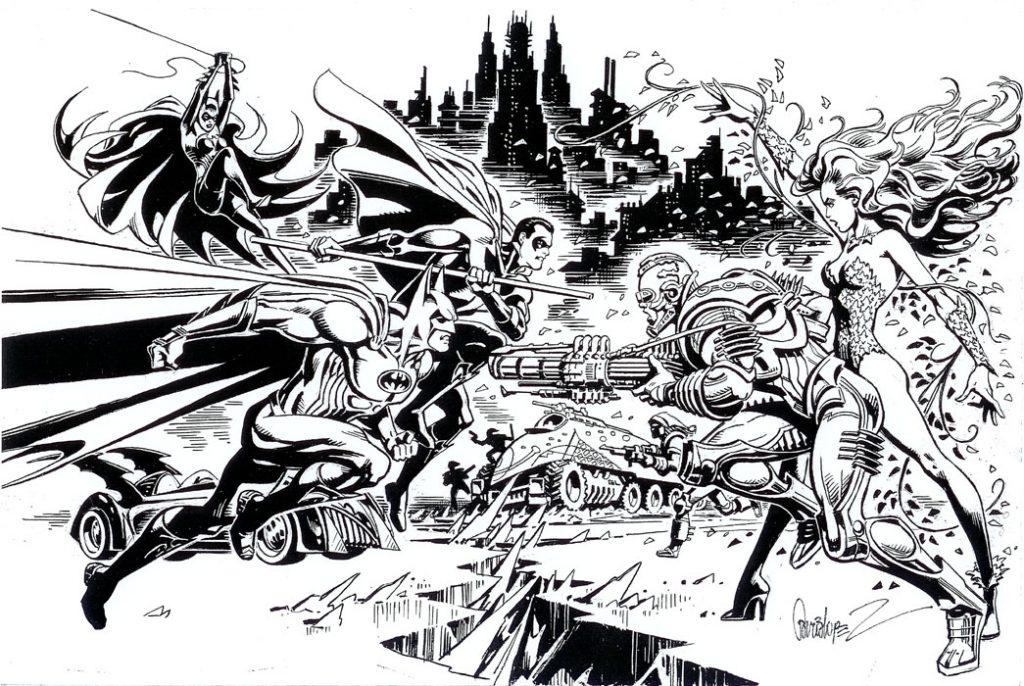 JLGL 36 - Batman Forever