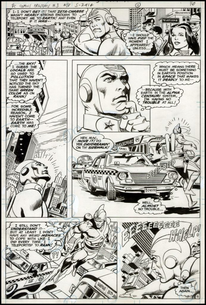 JLGL 38 - DC Comics Presents