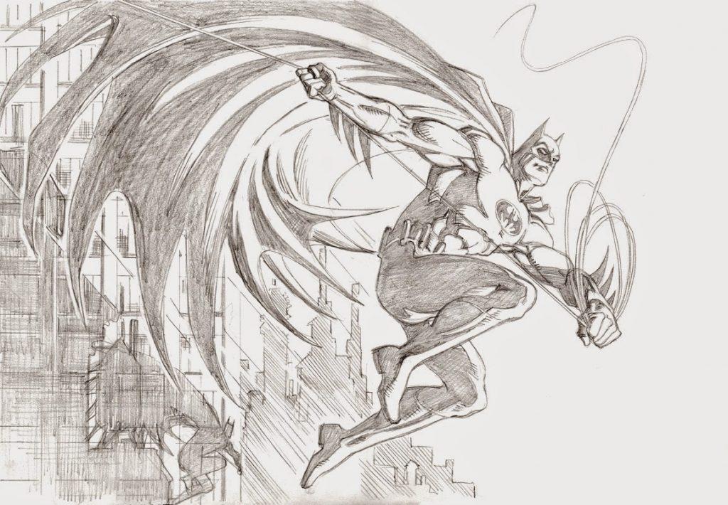 JLGL 40 - Batman