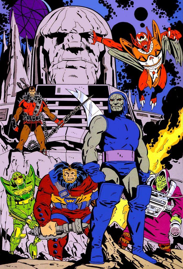 JLGL 48 - Darkseid Apokolips