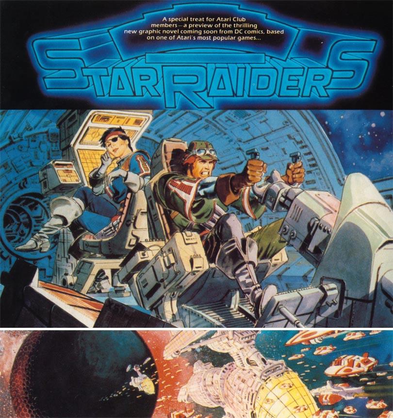 JLGL 49 - Star Raiders