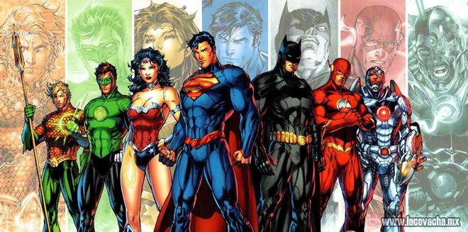 ¡DC, ahora con armaduras y sin calzones por fuera!