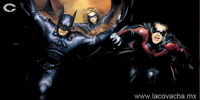 ¡Santas formas de matar una franquicia millonaria, Batman!