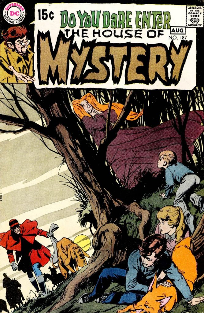 Alex Toth - House of Mystery