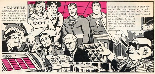 Alex Toth - Men of Mystery