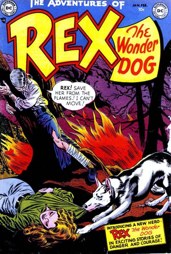 Alex Toth - Rex
