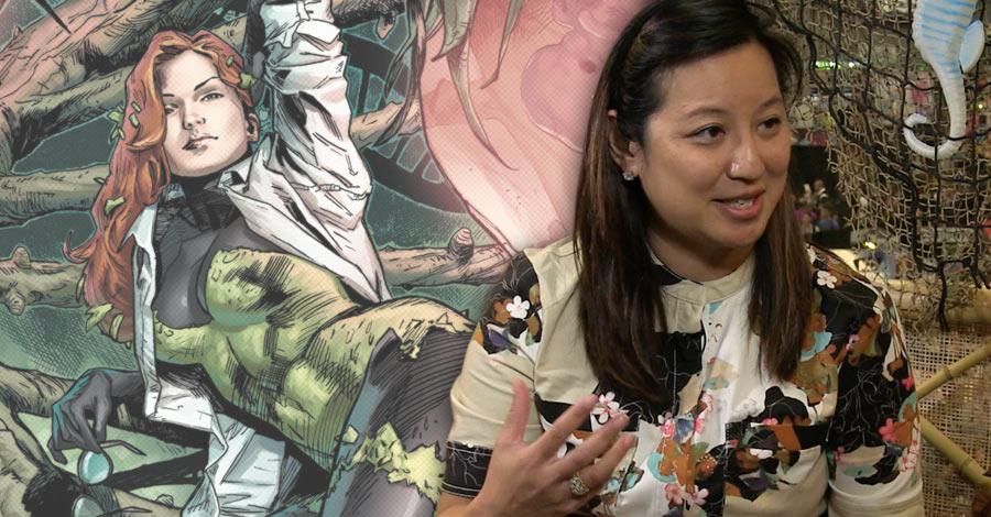 Con apenas cinco años en la industria, Amy Chu se ha ganado un lugar en el medio.