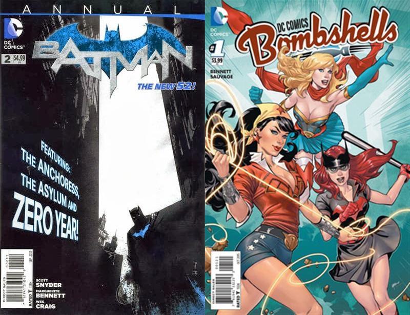 DC Comics fue la primera editorial en darle una oportunidad, y aún mantiene buena relación con ellos.