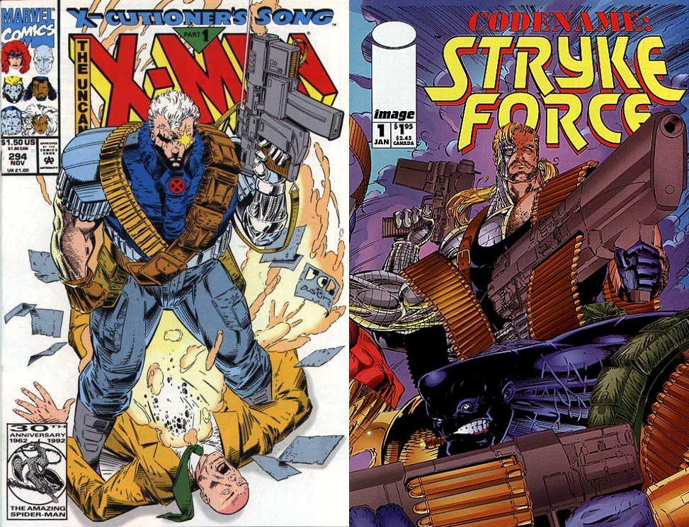 Su primer proyecto de alto perfil fue Uncanny X-Men, que le sirvió como trampolín para emigrar a Image.