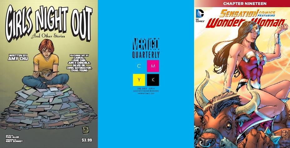 Tras publicar de forma independiente, Amy llamó la atención de DC Comics.