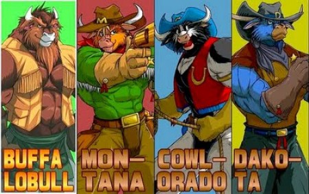 Cowboys of Moo Mesa