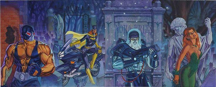 Stelfreeze - BatmanForever
