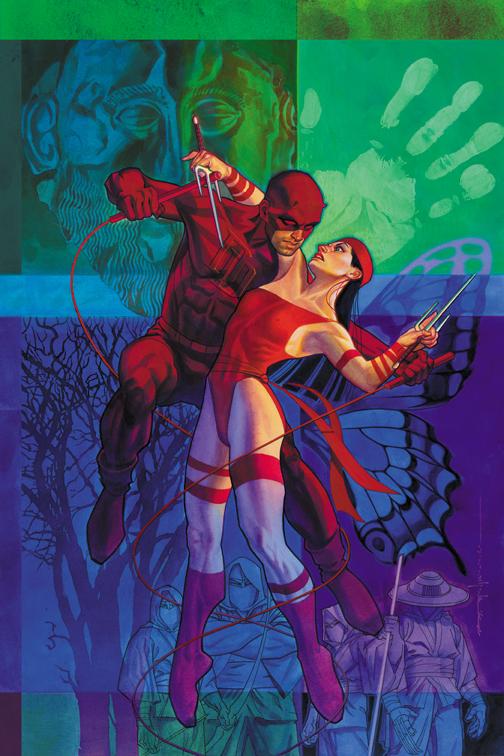 Stelfreeze - Daredevil-Elektra