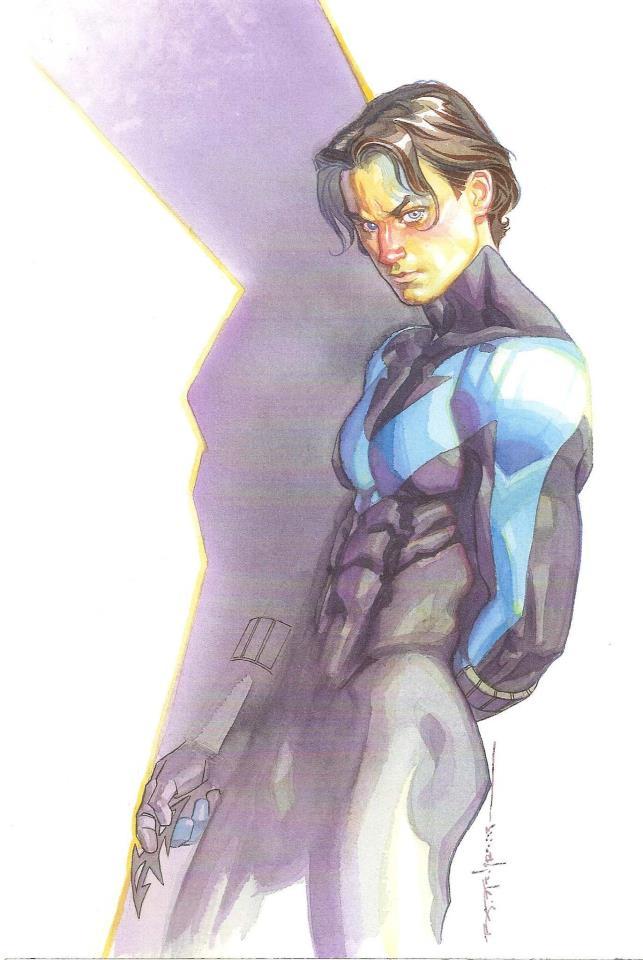 Stelfreeze - Nightwing