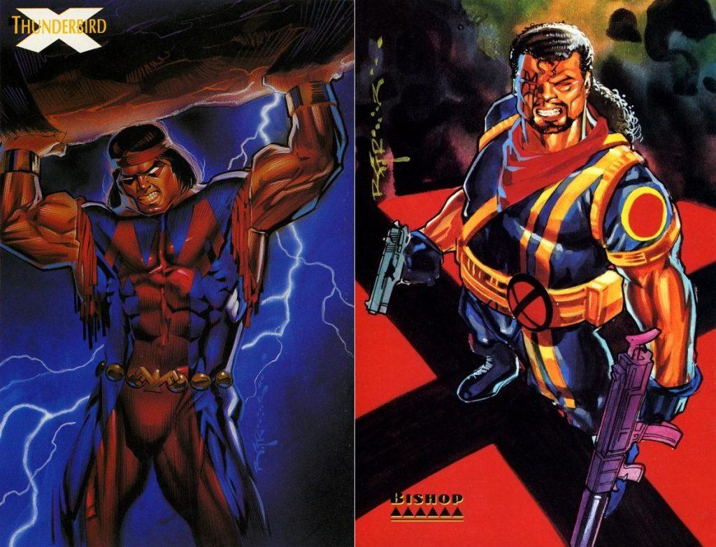 Stelfreeze - X-Men
