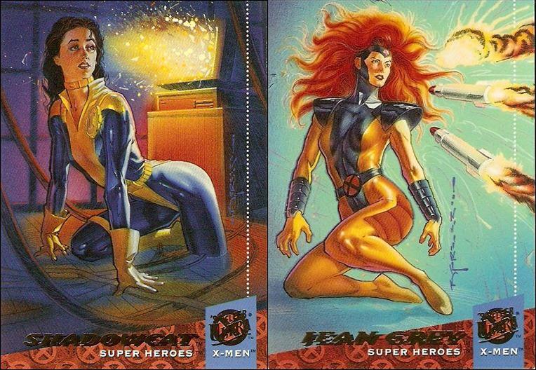 Stelfreeze - X-Women 01