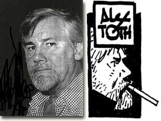 El trabajo de Alex Toth es ampliamente conocido, pero poca gente lo relaciona con el artista.