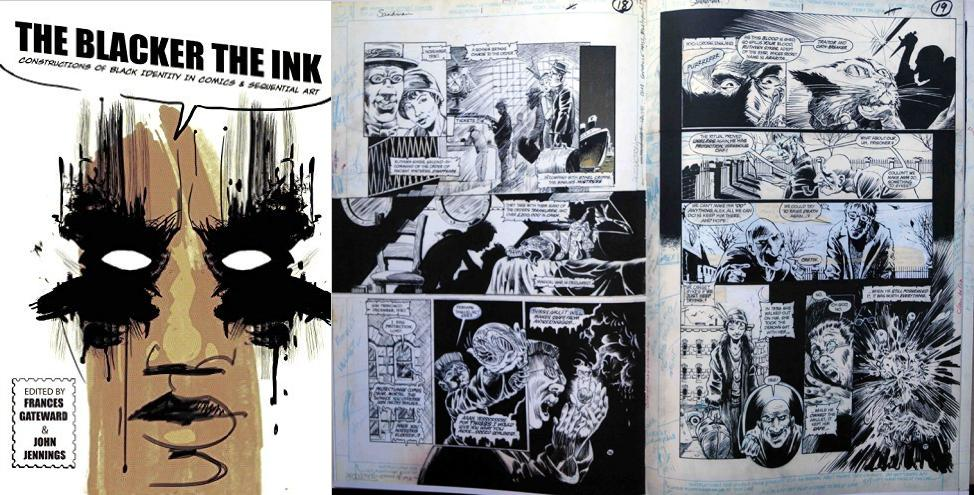 The Blackest the Ink - The sandman Gallery Edition