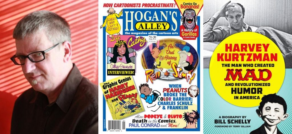Derf Backderf - Hogan's Alley - Harvey Kurtzman, the Man Who Created Mad