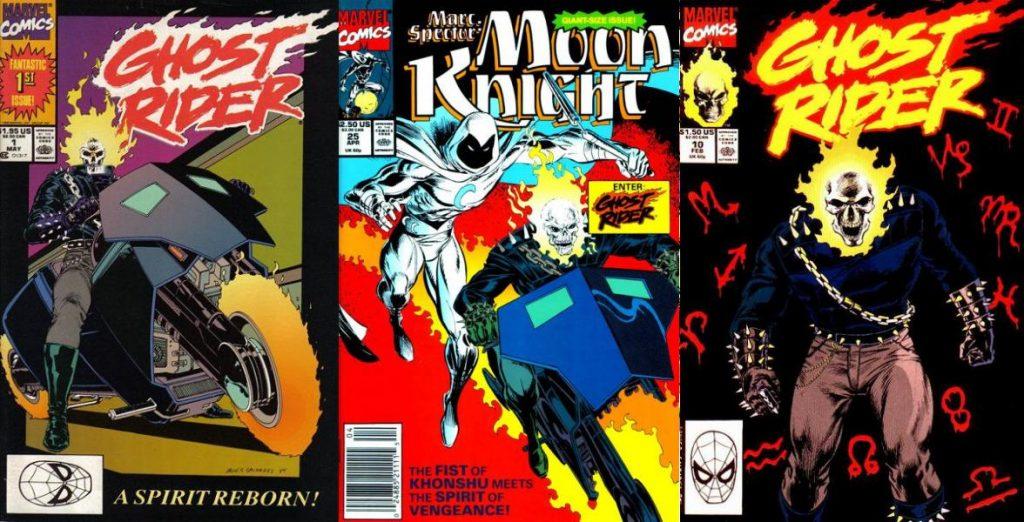 Su primer gran éxito como escritor fue Ghost Rider, y es co-creador de Danny Ketch.