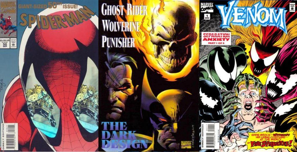Su paso por Spider-Man fue polémico, al igual que su interpretación de Venom en algunas miniseries.