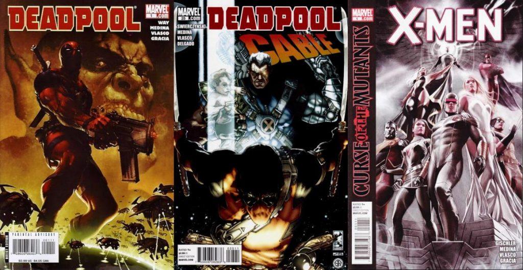 Deadpool fue un parteaguas en la popularidad de Paco, y lo llevó de vuelta a los X-Men.