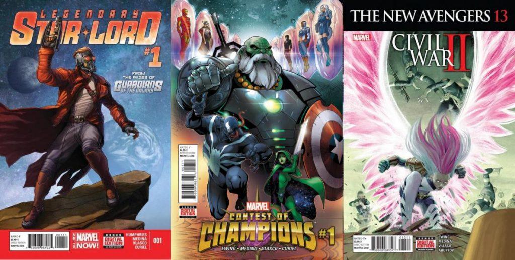 Star-Lord duró menos de lo esperado, pero Contest of Champions mostró la versatilidad de su estilo.