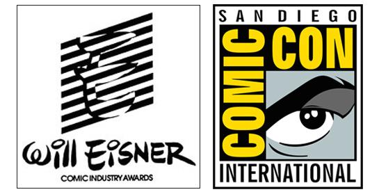 Los premios Eisner son el reconocimiento más importante dentro de la industria estadounidense del cómic.
