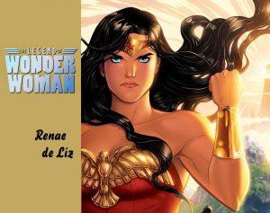 Wonder Woman - De Liz