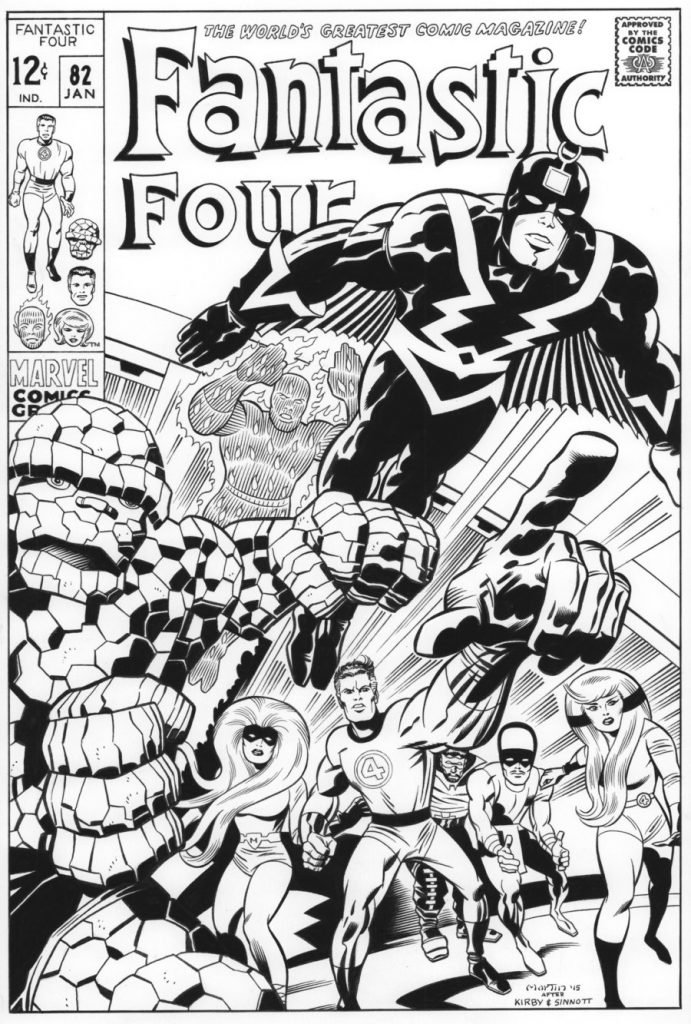jack_kirby_fantastic_four_82_cover_recreation_by_sky_boy-d9ds031