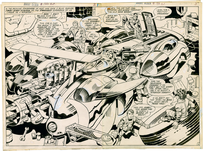 the-biggest-display-of-jack-kirby-art-ever-is-at-cal-state-northridge-now7