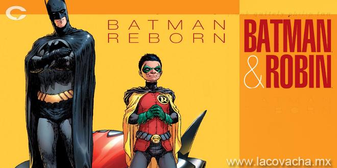 ¡Robin el último! - uy ¿así qué chiste?