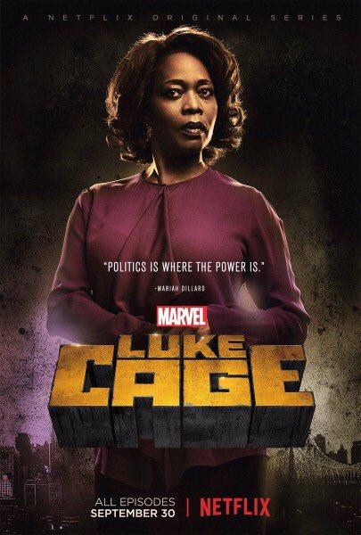 Luke Cage - poster