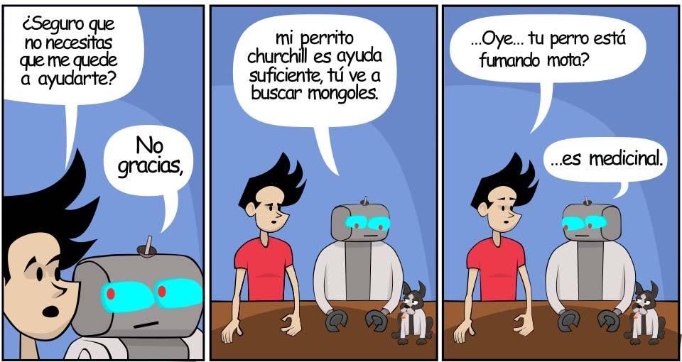"""Por César """"The Dwarf"""" Castañón"""