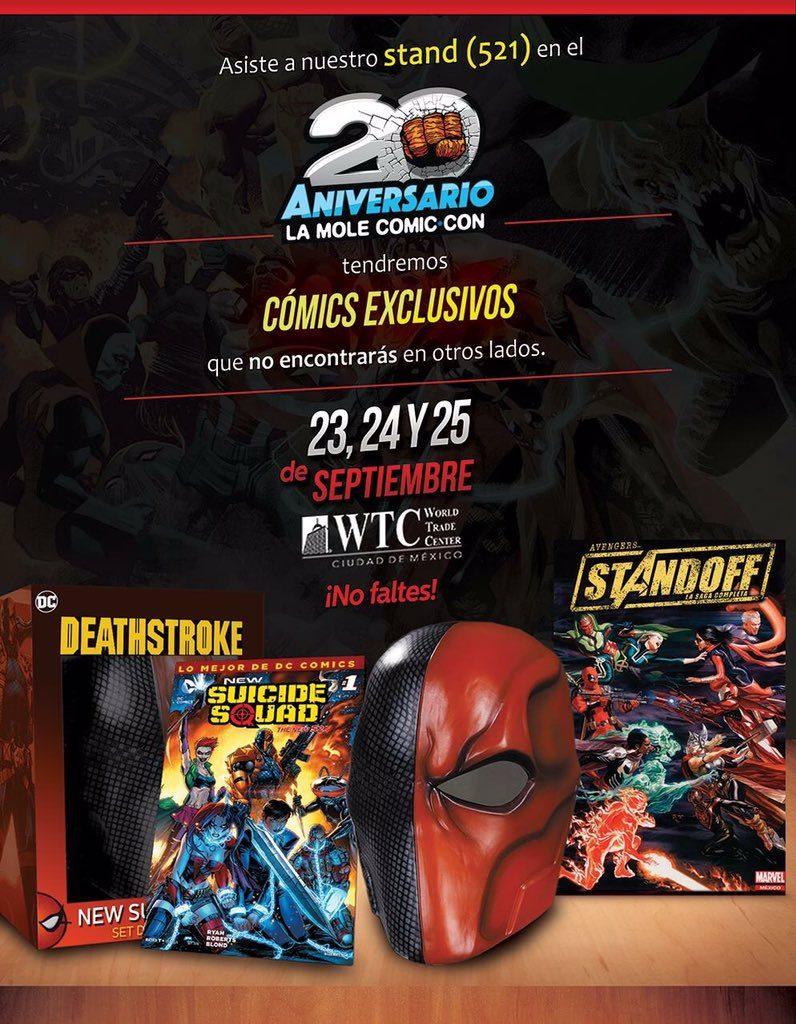 Exclusivas Comics Sanborns