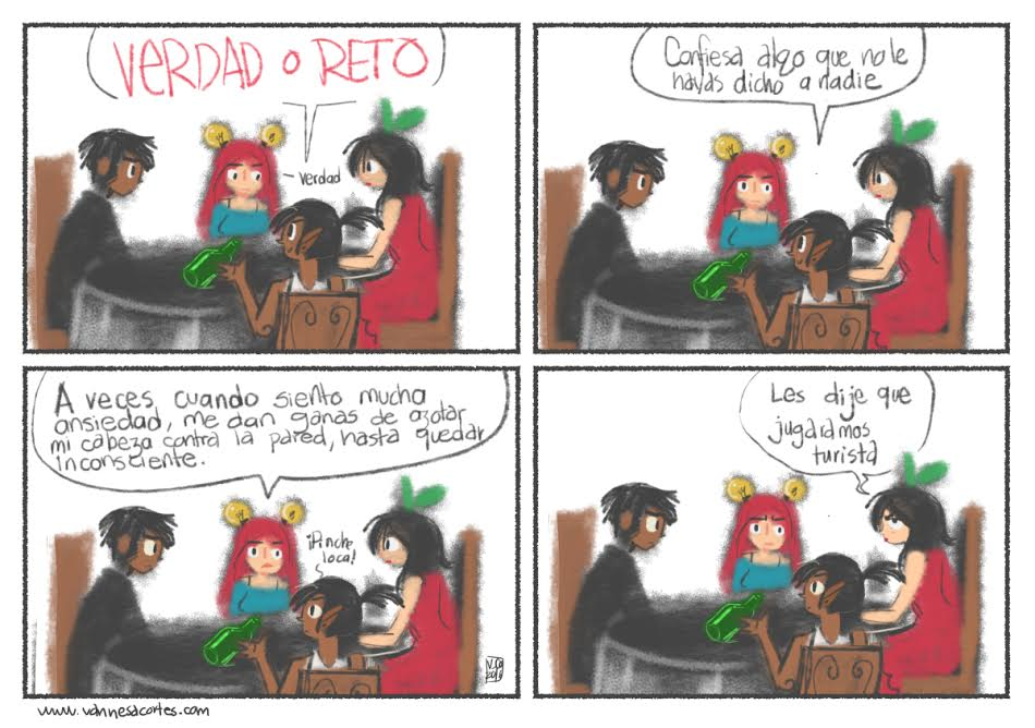 Por Vannesa Cortés